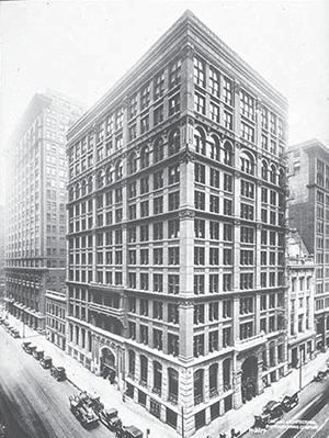 図2-4-4:Home Insurance Building