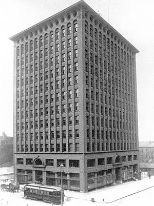 図3-1-1:Guaranty Building