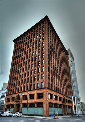 図3-1-2:Guaranty Building