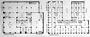 図3-1-3:Guranty Building plan