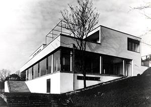 図3-3-1:チューゲントハット邸