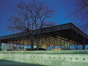 図3-3-4:ベルリン新国立ギャラリー