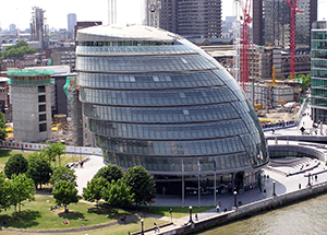 図7-1-6:London City Hall