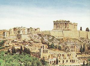 図4-3-3:アクロポリス