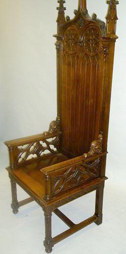 図6-2-7:Gothic Chair