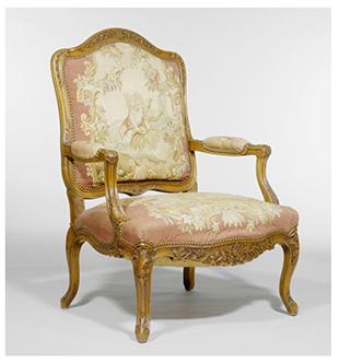 図6-2-16:18世紀の安楽椅子