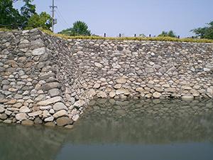 図5-2-1:石垣