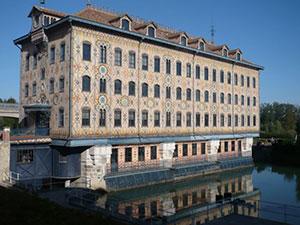 図4-7-7:ムニエのチョコレート工場