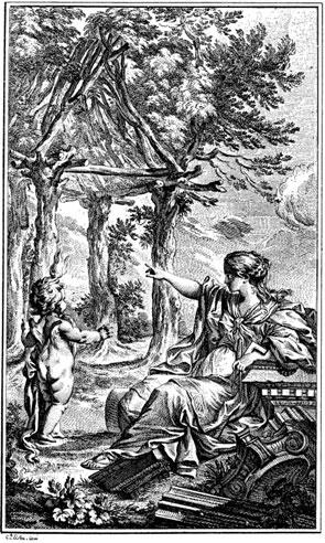 図4-8-1:原始の小屋