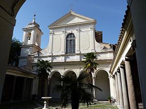 図4-10-4:サンクレメンテ教会