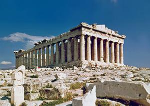 図4-14-3:パルテノン神殿