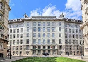 図3-4-2:ウィーン中央郵便局