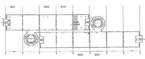 図3-4-8:パレスサイドビル平面図