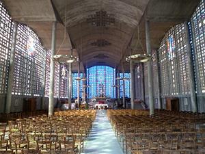 図5-8-5:ノートルダム・デュ・ランシーの教会