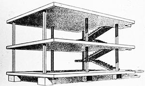 図5-8-8:ドミノハウス