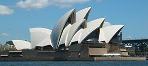図5-8-11:シドニーオペラハウス