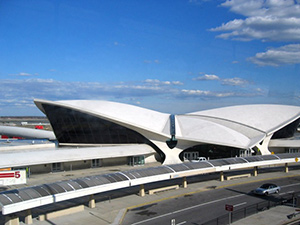 図5-8-12:JFK空港ターミナルビル